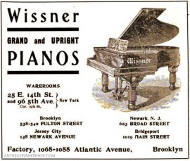 wissner piano