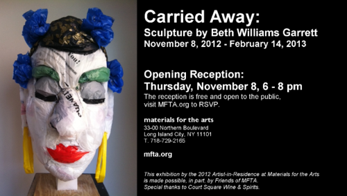 opening-reception-email-flyer-carried-away-sculpture-by-beth-williams-garrett
